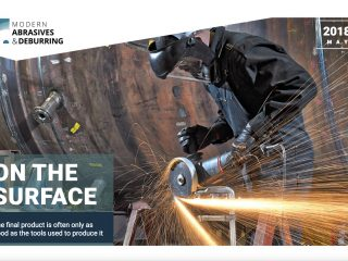 Modern Abrasives and Deburring - May 2018