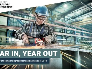 Modern Abrasives and Deburring - January 2018